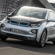 BMW i3 with a range of over 200 kilometers