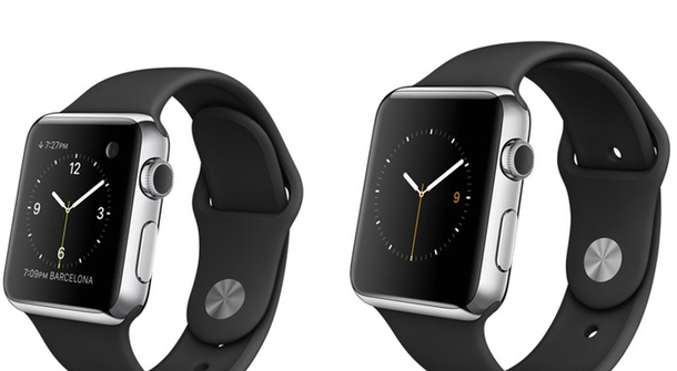 Just landed: Apple Watch