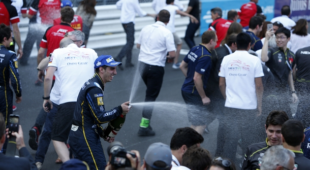 Formula E: second win for Buemi