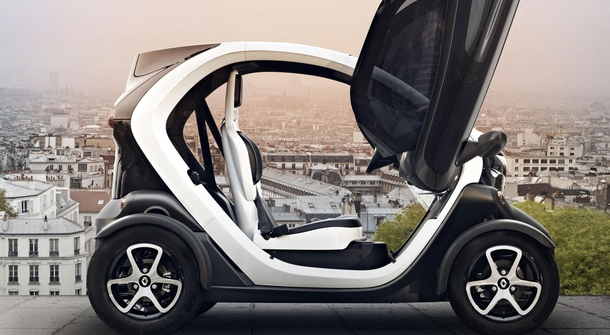 Renault Twizy also for 14-year old drivers