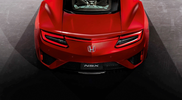 The New Concept of the Hybrid NSX