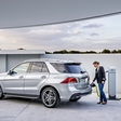 Mercedes GLE also as hybrid