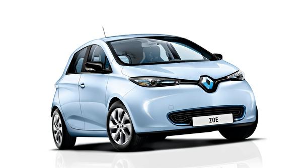 Renault Zoe: Extended Range