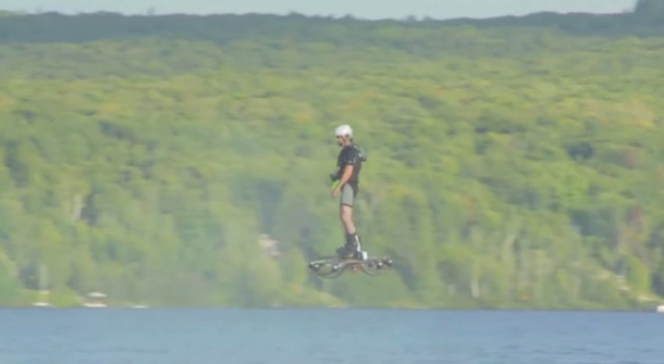 Hoverboard(ing) world record