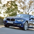 BMW 3-Series with hybrid model