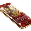 Galaxy Edge S6 goes Iron Man