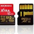 512GB MicroSD memory card