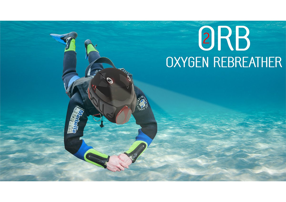 Will this rebreathing helmet revolutionize diving as we ...