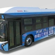 Fuel Cell Bus undergoes testing in Toyota City