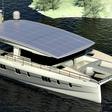 Catamaran Powered by Sun
