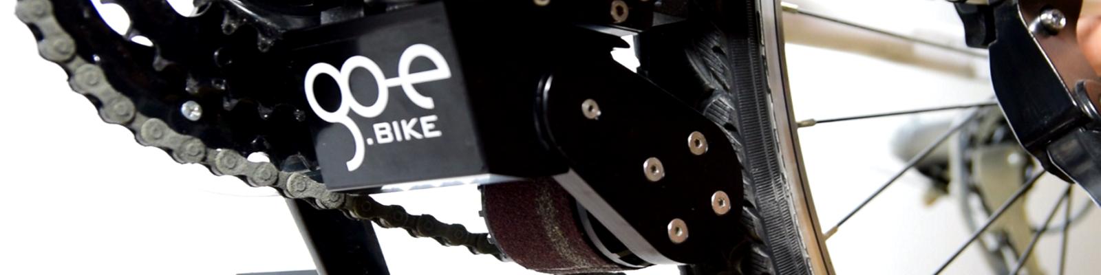 Electrify your bike living plugin for Go e bike motor