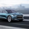 Audi E-Tron Quattro - a perfectly electric concept