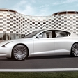 Thunder Power Sedan - the electric sedan for your future