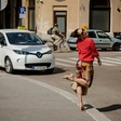 Renault ZOE successfully in the role of an electric taxi cab Z.E. TAXI