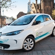 The electric Renault Zoe enriches the car sharing club
