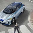 Nissan IDS Concept: a vision of an electric future and autonomous drive