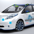 Nissan performing their first on-road test of piloted drive