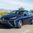 Toyota Mirai sales focusing mostly on Germany, Great Britain and Denmark