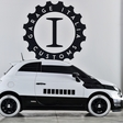 The Fiat Empire strikes with Fiat 500e Stormtrooper