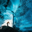 Marvel at the beauty of breath-taking Icelandic ice caves