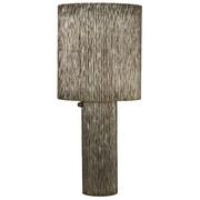 American Brutalist Table Lamp