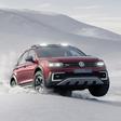 The versatile, off-road Volkswagen Tiguan GTE