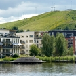 Stockholm's energy-efficient, fully sustainable housing solution