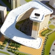 Slalom House: 326-meter artificial slope in Kazakhstan