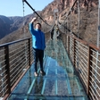 Another Giant Glass Suspension Bridge in China!