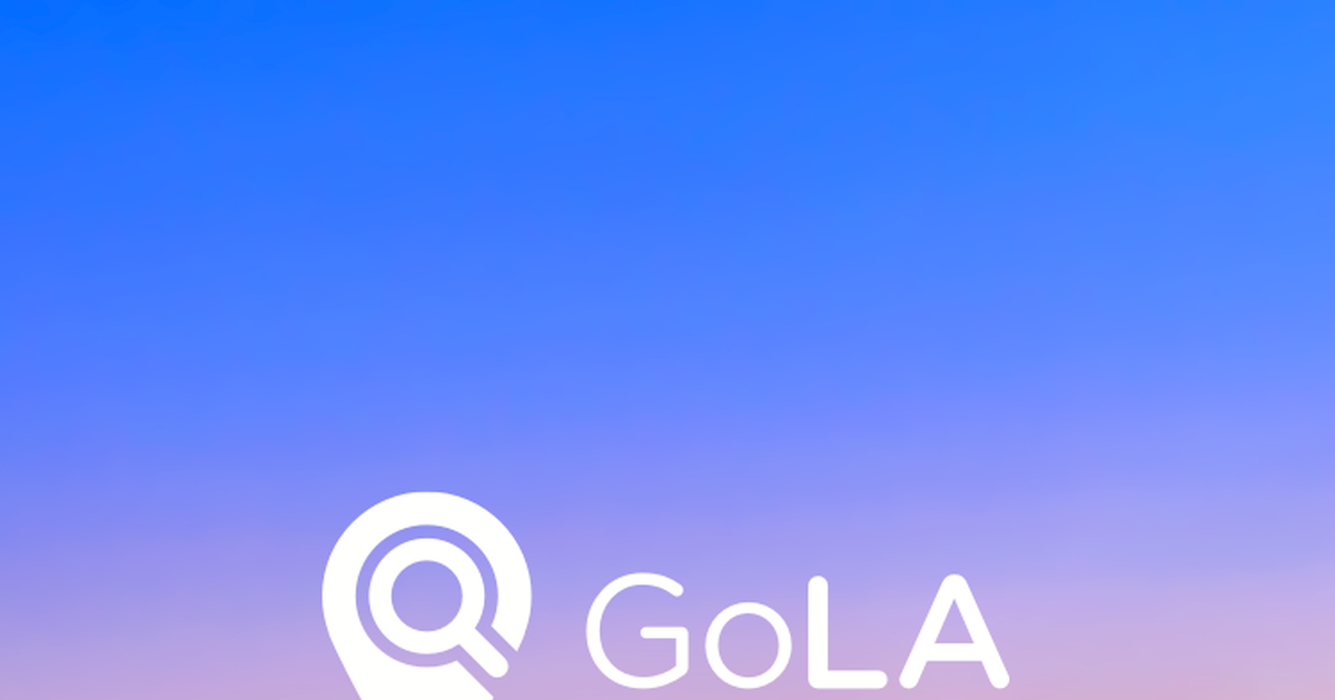 Find Your Way In La With The Go La Quot App Living Plugin Magazine Com
