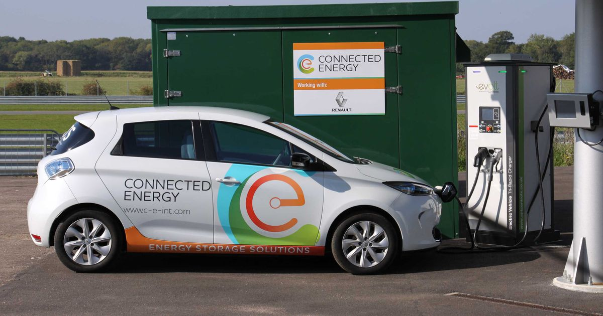 Connected Energy And Renault Announce Collaboration On