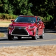 Lexus RX 450h: Missed opportunity