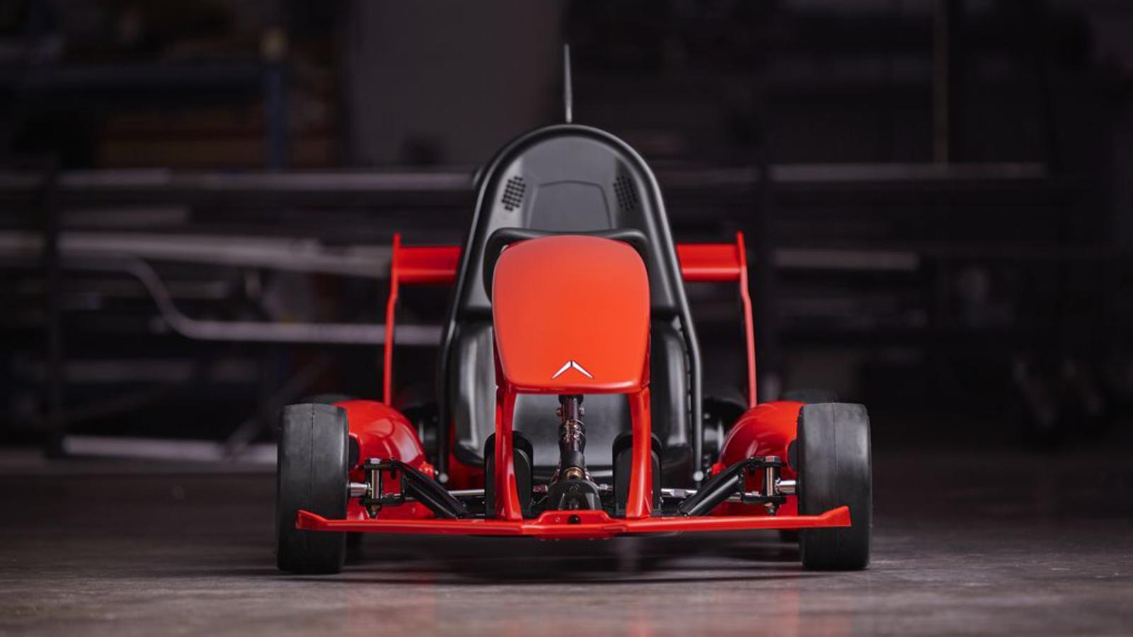 fast furious junior world s first smart kart 39 for kids driving plugin. Black Bedroom Furniture Sets. Home Design Ideas