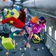 OK GO shoots new single completely in zero gravity