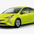 Toyota's new car paint increases safety and saves energy