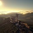 Sky walk: into the clouds