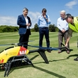 Little Ripper drones take flight to find sharks