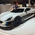 Mate Rimac unleashes his electric 'speed devil'