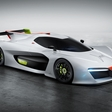 Pininfarina at Geneva with the hydrogen-fuelled track car