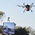 Drones and facial recognition for greater security during the Tokyo Marathon