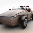Toyota's electric, wooden dream that you can't take for a drive