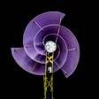 A silent-running wind turbine for every self-sustainable home