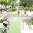 Arbutus Greenway - walking and cycling in the City of Vancouver