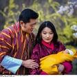 108,000 trees for a new born Bhutan Prince