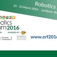 The European Robotics Forum is now open!