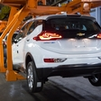 2017 Chevrolet Bolt EV already beeing built