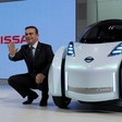 "Carlos Ghosn: ""Electric vehicles are the only solution"""