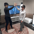 Holoportation: virtual 3D teleportation in real-time makes for the future of communication