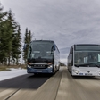 Electric & Hydrogen Fuel-Cell Buses coming from Daimler