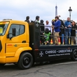 Charge to supply electric trucks for the FIA Formula E Championship